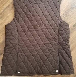 Lands' End Jackets & Coats - Land's End Vest